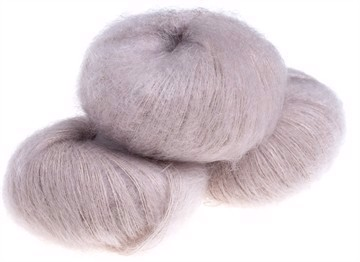 Silk Mohair Powder - 6039