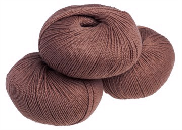 Nyhed - Cashmere  Rosa Plum - 8875