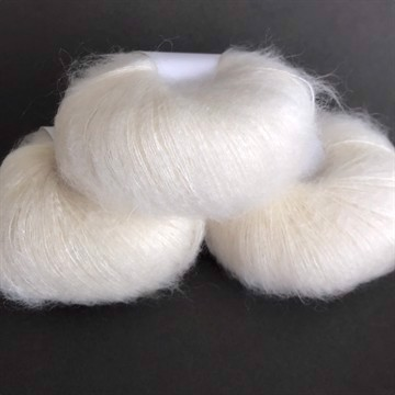 Silk Mohair Vanilla Ice Cream - 6028