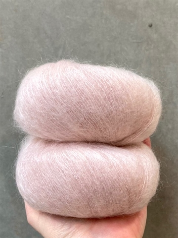 SHINE Silk Mohair - Rosa Clay - 6023