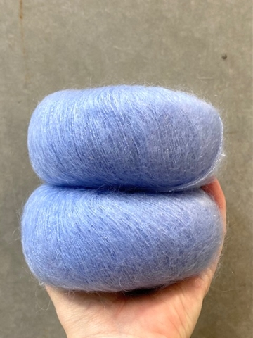 SHINE Silk Mohair - Sky Blue - 8480