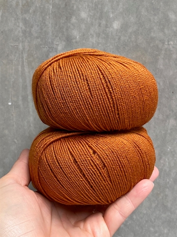 Nyhed - Merino Pearl - Ginger -14198