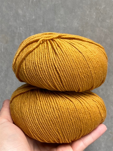 Supersoft Extrafine Merino 100% - Gold - 14468