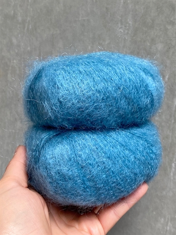 Mohair Royal - Teal Green - 7267