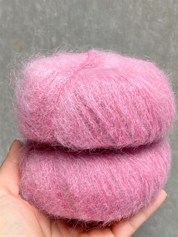 Nyhed - Mohair Royal - Strawberry Sorbet - 14445