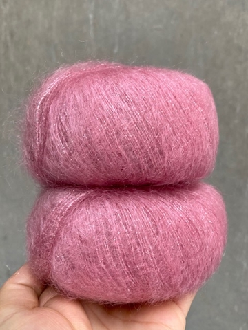 SHINE Silk Mohair - Strawberry Sorbet -  7259