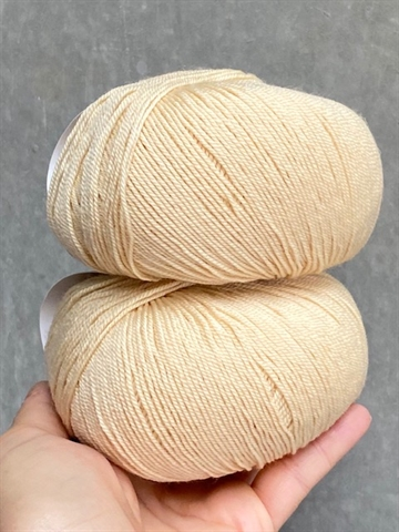 Merino Pearl - Light Banana - A4183