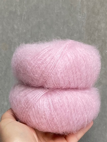Silk Mohair - Tea Rose - A4261
