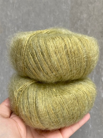 Silk Mohair - Green Tea - A4184