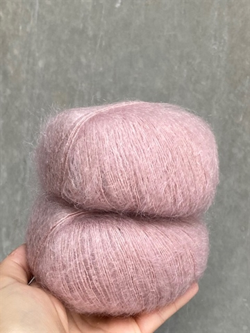 Silk Mohair - Dark Antique Rose - A4258