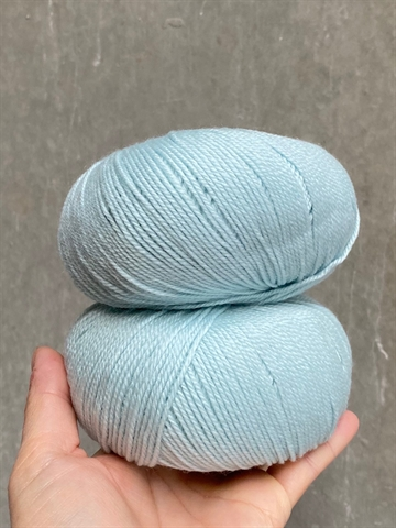 Nyhed - Cashmere - Mint - A4182