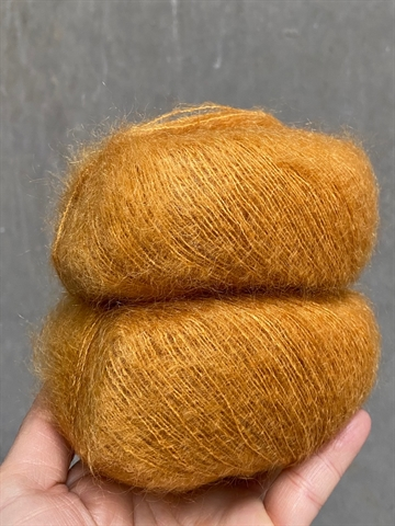 Silk Mohair - Gold - 14468