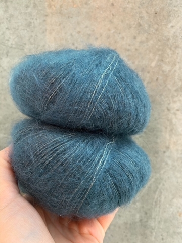 Silk Mohair - Deep Sea - 14527