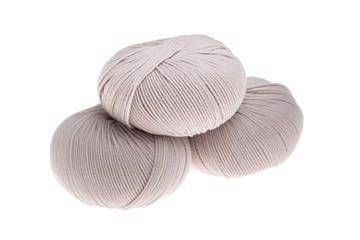 Mini Soft Merino Extrafine 100% - Superwashed - Powder