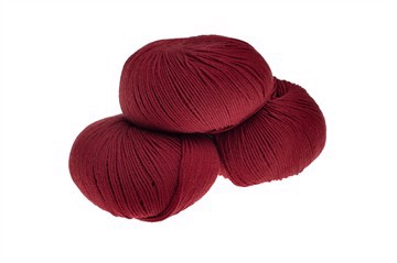 Mini Soft Merino Extrafine 100% - Superwashed - Bordeaux