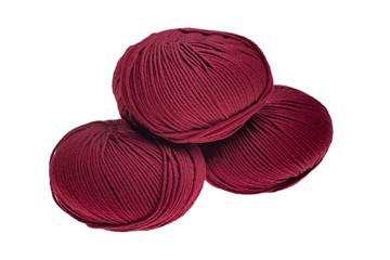 Supersoft Extrafine Merino 100% - Bordeaux - 10105
